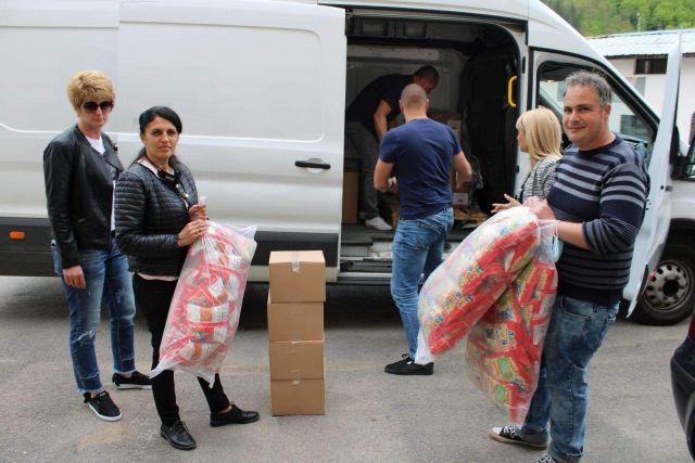 Тестове за бременност за социално слаби в Трън и Брезник