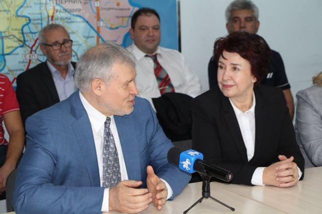 Румен Христов: СДС категорично застава зад кандидатурата на Вяра Церовска за кмет на община Перник