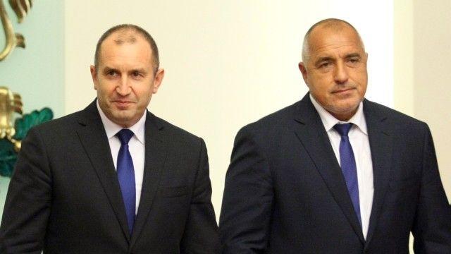 Борисов и Радев ще се срещат