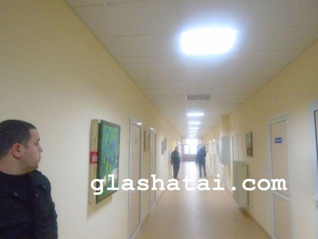Графиня в пернишката болница