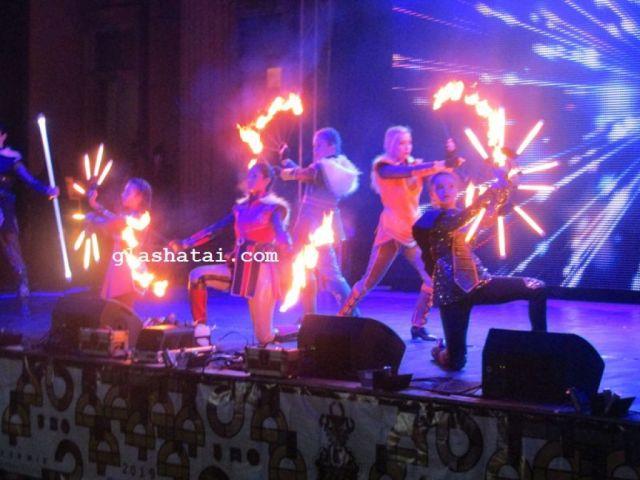 Фестивалът «Сурва» стана на 55 години