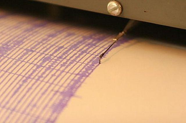 Земетресение на територията на страната