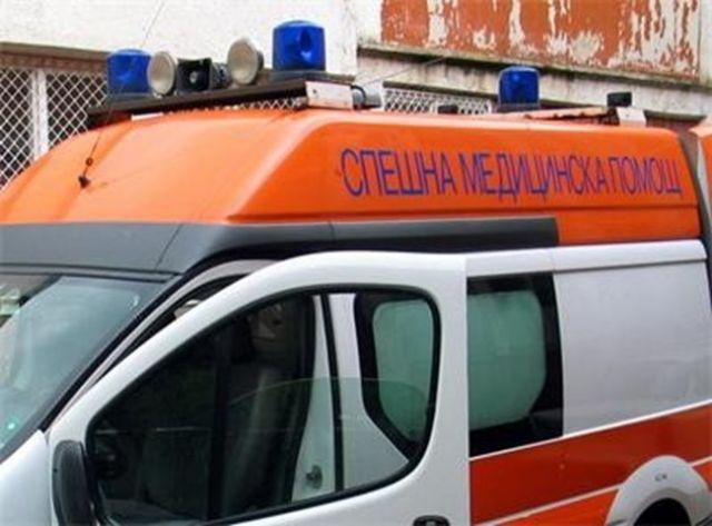 Новина на читател: тежка катастрофа на вътрешноградската магистрала. Има загинал?