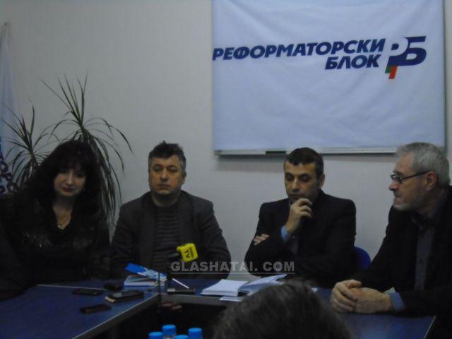 Народният представител В. Павлов отчете срещите си за изминалата седмица