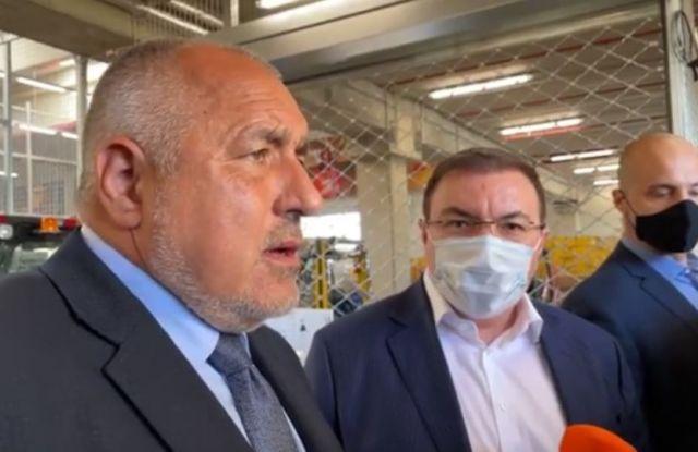 Борисов предупреди за мигрантски натиск по границите