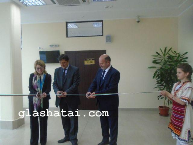 Съдия Георгиева е зам.шеф на Административния съд в Перник
