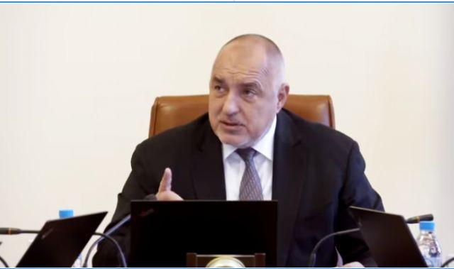 Борисов се отказа от депутатското място