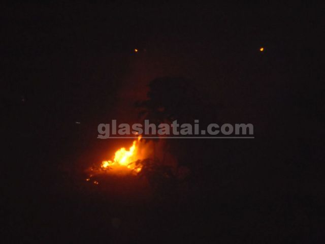 Пожар в Радомир