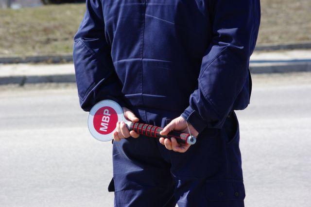 Пиян трънчанин пробва осуети проверка на ченгетата в Брезник