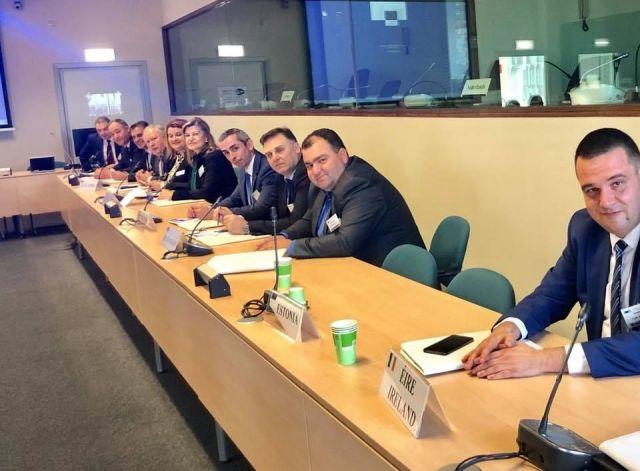 Соколова е на Втората годишна среща на областните управители в Европейската комисия в Брюксел