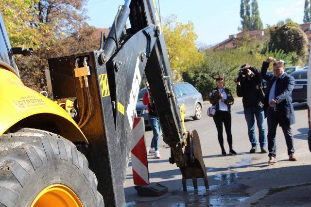 Ремонтът на Софийско шосе ще струва 650 000 лева