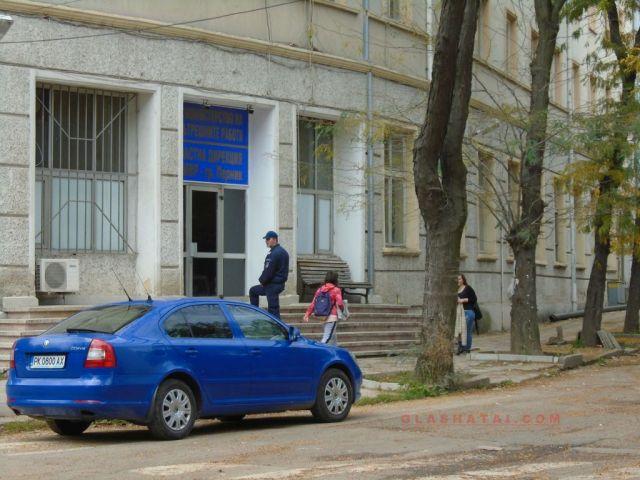 Човек от Божурище пробва да преметне органите на реда в Перник