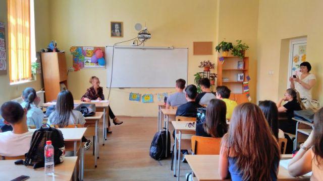 Административният съд приключи втора образователна програма