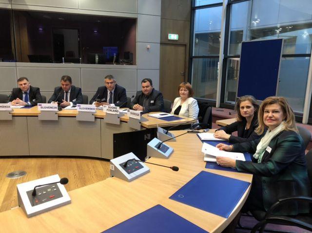 Соколова е в Европейската комисия