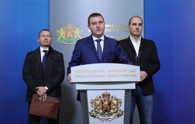 Цветанов говори за протестите, цените на горивата и пактът на ООН за миграцията