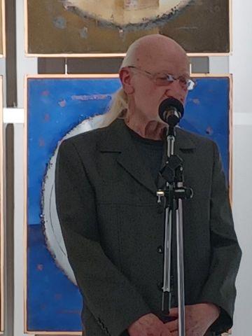Данаил Атанасов откри изложба на Шипка 6