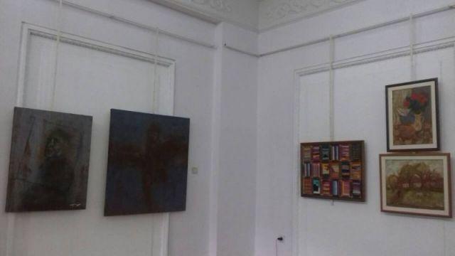 Творби на пернишки художници - в галерия
