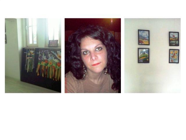 Перничанка показва изкуството си в столицата