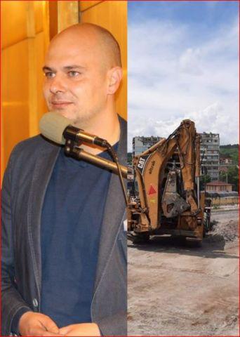 Денискав Захариев: призовавам преди зимата надлез Иван Вазов да бъде ремонтиран и пуснат