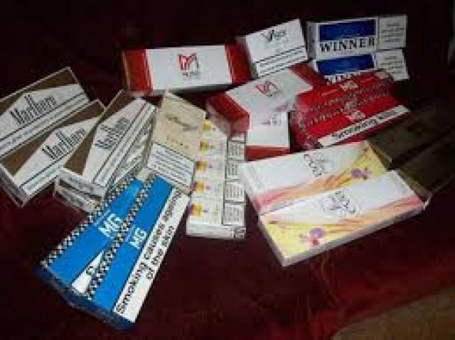 Радомирка къта огромно количество нелегални цигари