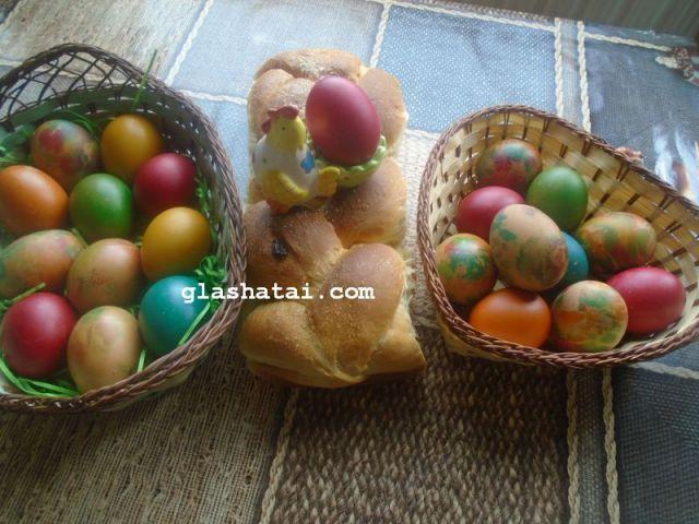 Няколко хитринки за Великденската трапеза