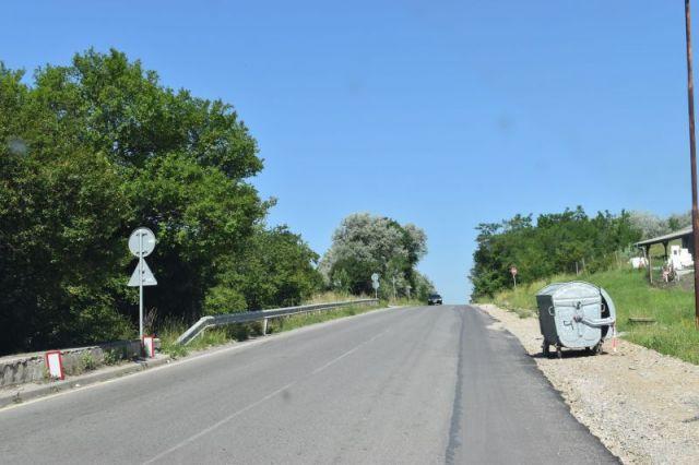 Възстановяват пътя през Бучино