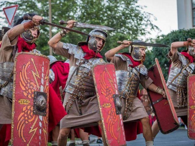 Крепостта Перник става арена на епична битка…