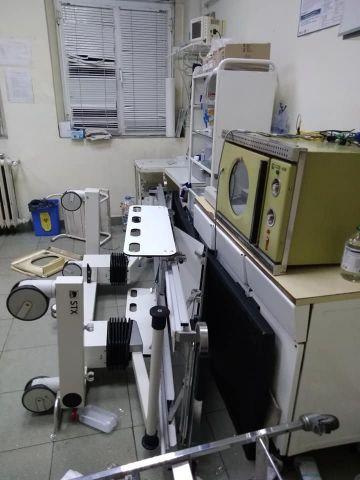 Снимки с изпотрошен кабинет в пернишката спешна помощ шестват из нет-а. Какво точно е станало не е ясно