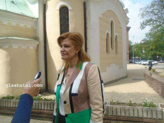 Соколова на форум, на жените-лидери