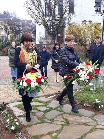 Почетоха славея на трънската песен Гюрга Пинджурова