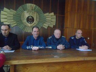 Спад на престъпленията в Перник, отчитат от полицията