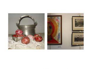 Великденски изложби на яйца в Брезник и Трън, в Перник показват картини за празника