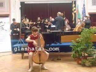 170 млади музиканти свирят на запис в Перник