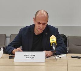 Денислав Захариев: Отиваме смело и с достойнство на трети избори и отново очакваме подкрепата на перничани
