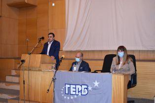 ГЕРБ Перник избра на свое събрание делегатите за националното събрание на партията