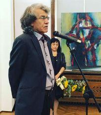 Необятния си свят показа в 36 платна Дончо Захариев