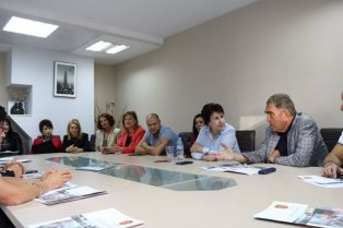 Камарата на строителите подкрепи д-р Вяра Церовска.