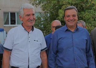 Велчев и Александров поздравиха възрастните хора