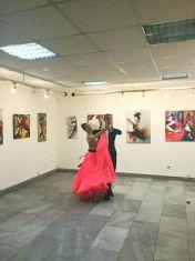 Светът на Тангото- в пернишка галерия