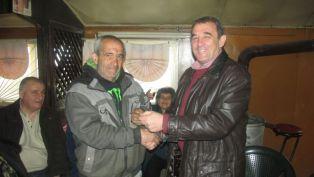 Лъчезар Никифоров връчи 10 членски  карти на АБВ в село Владимир