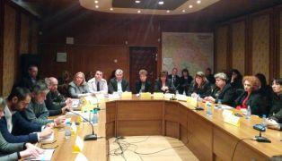 Проблеми и перспективи бяха обсъдени на срещата, на ръководители, на териториални структури с Ирена Соколова