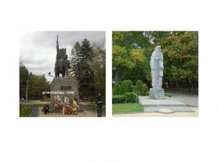 Емблематичните паметници на Перник остават по местата си