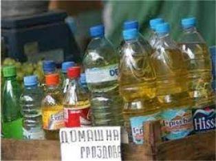 Повече от 100 литра алкохол иззеха от кафе в пернишко село
