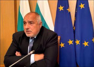 Борисов обяви кандидата за премиер