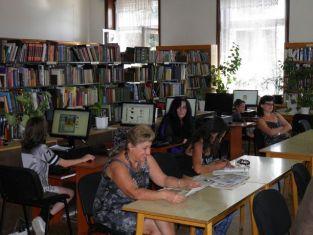 Библиотеката стана на 65 години