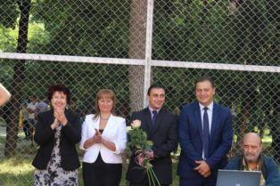 """Народният представител Вяра Церовска пожела: """"На добър час"""" на учителите и учениците през новата учебна година"""