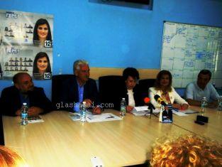 Безапелационна изборна победа за ГЕРБ в Перник. Ръководството благодари на гражданите и на структурите