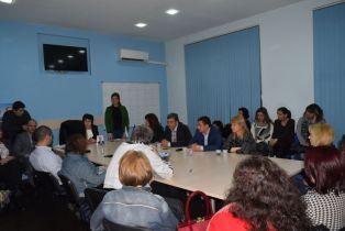 30  нови ГЕРБ-ери приеха в партията на Борисов в Перник