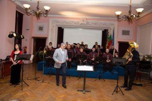 Духовият оркестър стана на 115 години