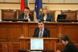 Павлов втори по активност сред всички депутати